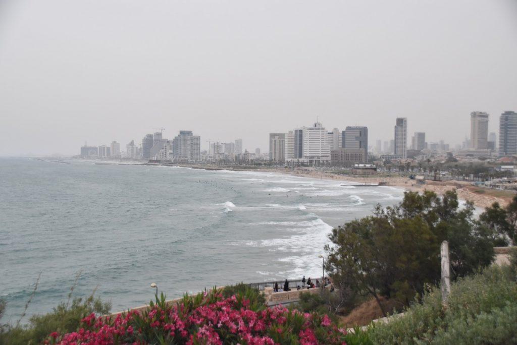 Tel Aviv May 2018 Israel Tour with John DeLancey