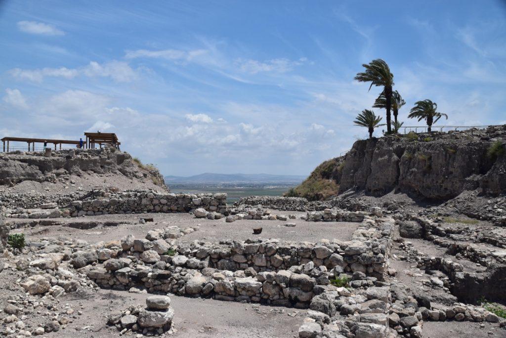 Megiddo May 2018 Israel Tour Dr. John DeLancey