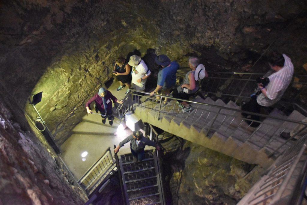 Water System Megiddo May 2018 Israel Tour Dr. John DeLancey