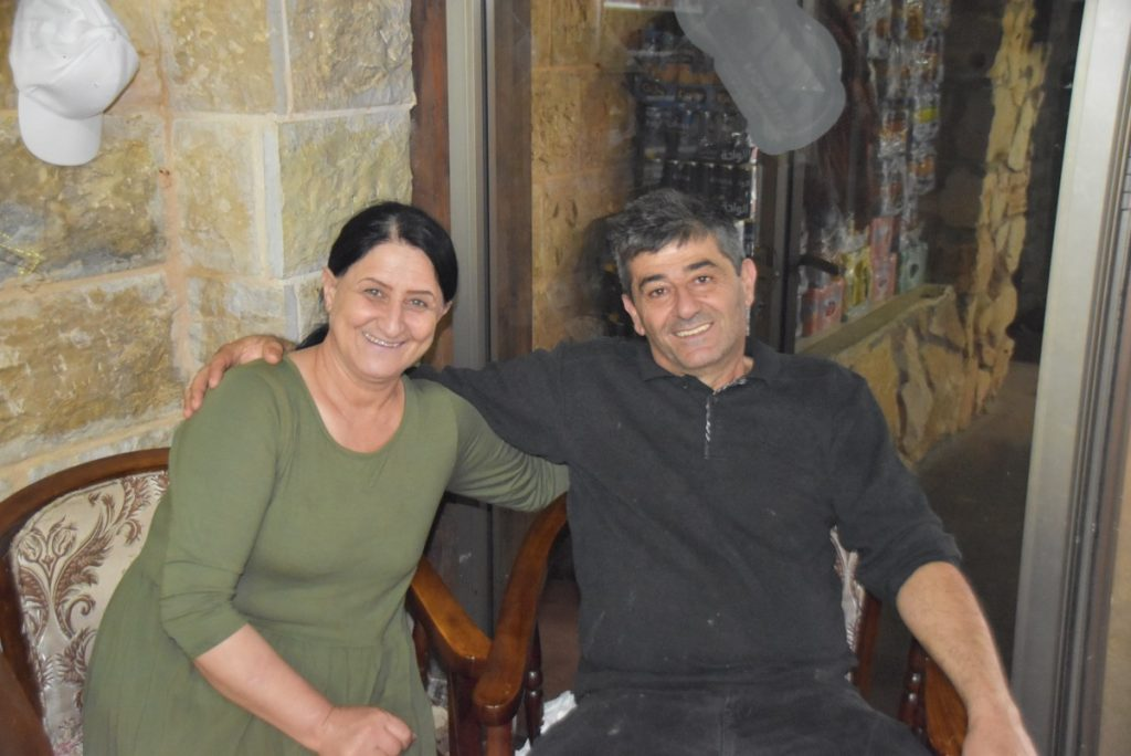 Druze owners May 2018 Israel Tour Dr. John DeLancey