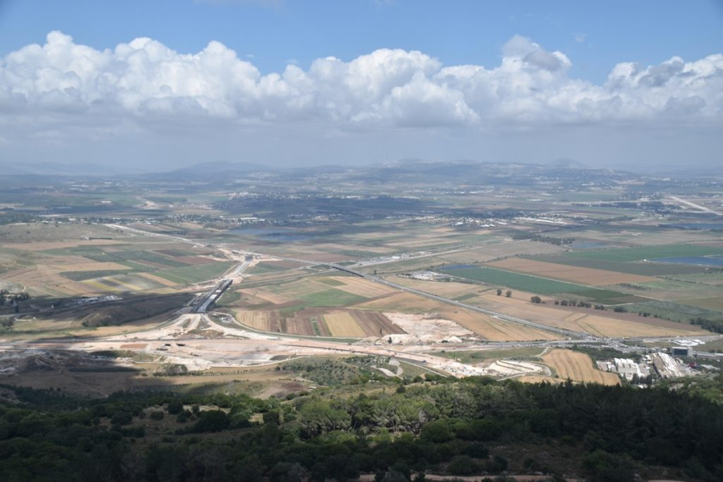 Jezreel Valley May 2018 Israel Tour Dr. John DeLancey