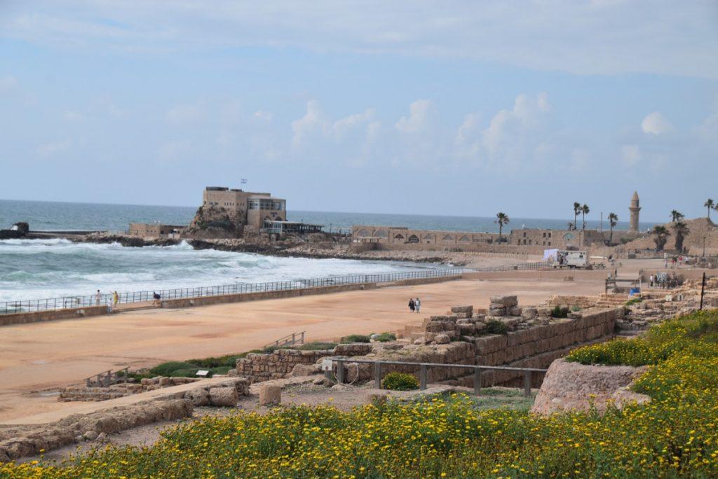 Caesarea May 2018 Israel Tour Dr. John DeLancey