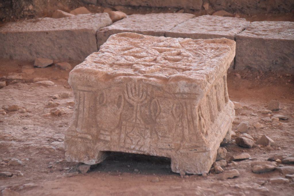 Synagogue Magdala May 2018 Israel Tour Dr. John DeLancey