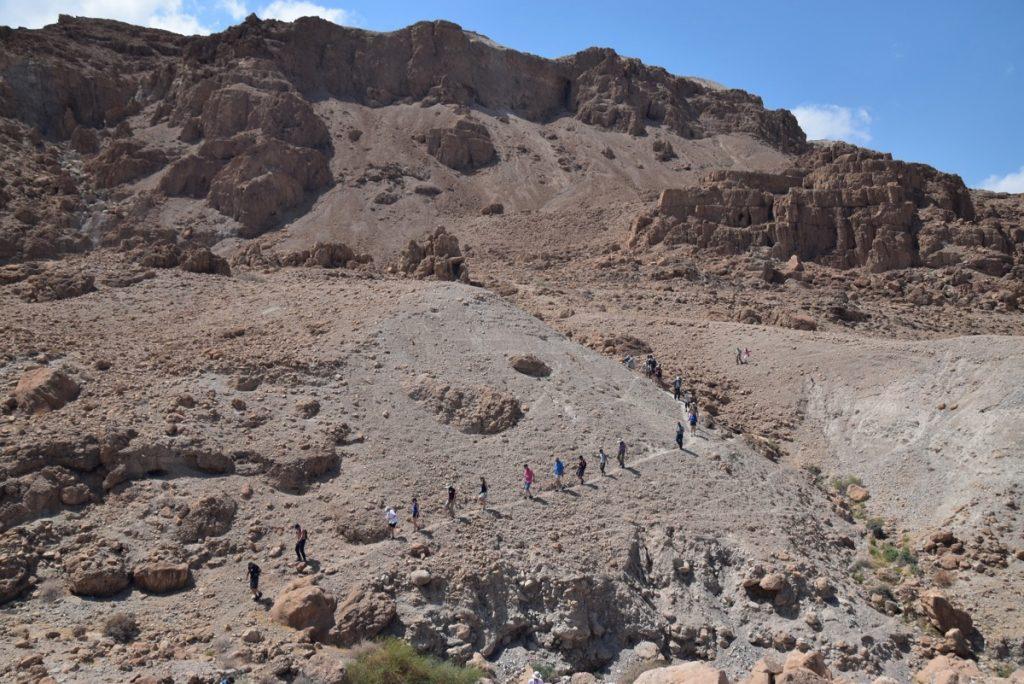 Qumran May 2018 Israel Tour Dr. John DeLancey