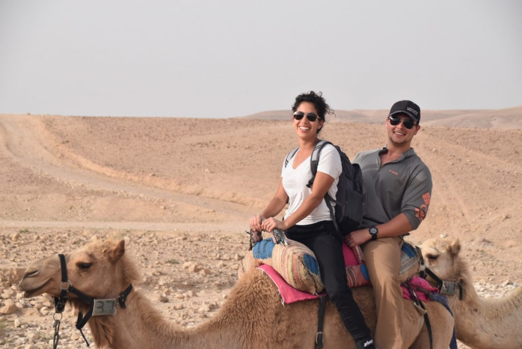 Camel Rices May 2018 Israel Tour Dr. John DeLancey