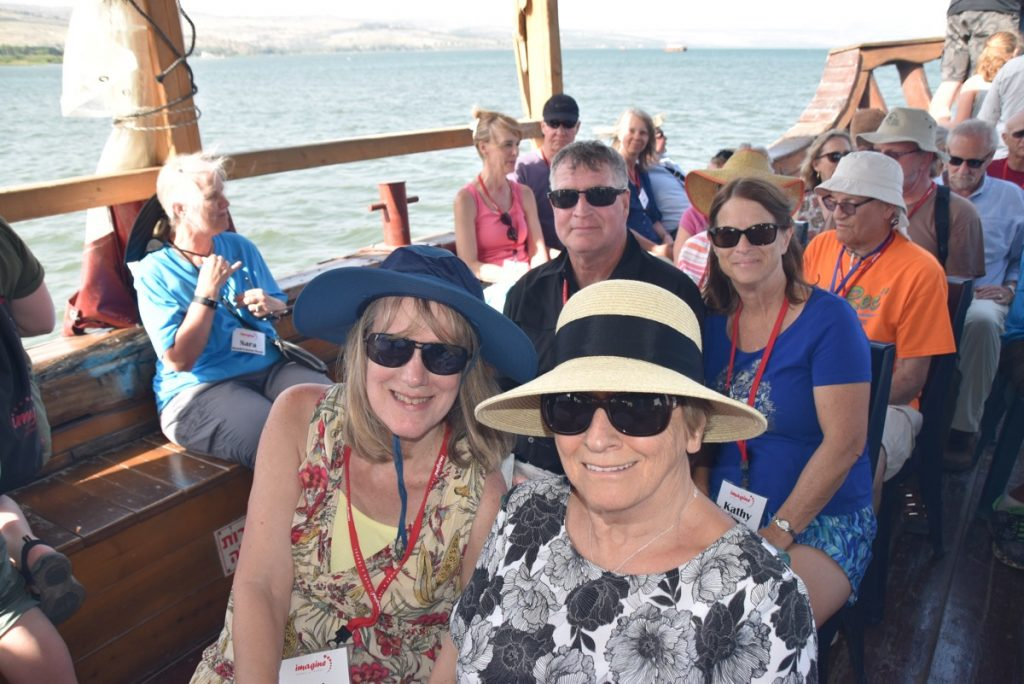 May 2018 Israel Tour Group Picture John DeLancey