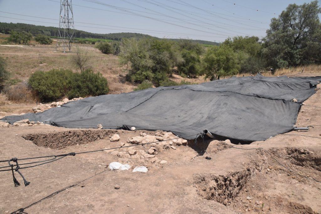 Gath Dig - Tel es Safi excavation Philstines Day 3 John DeLancey