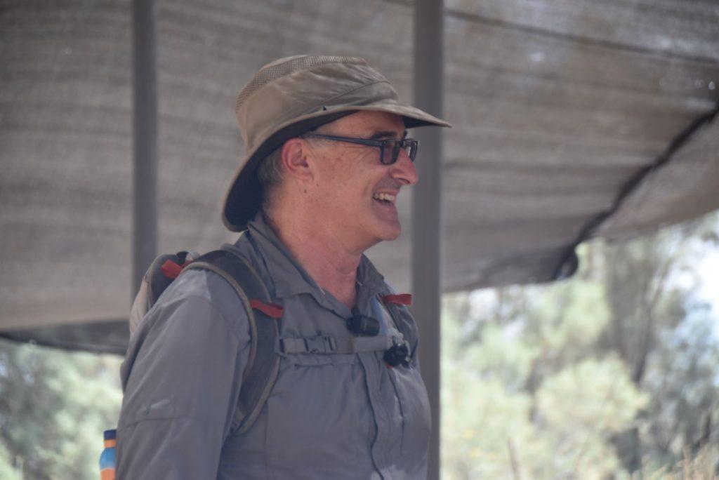 Gath Dig - Tel es Safi excavation Philstines Day 5 John DeLancey