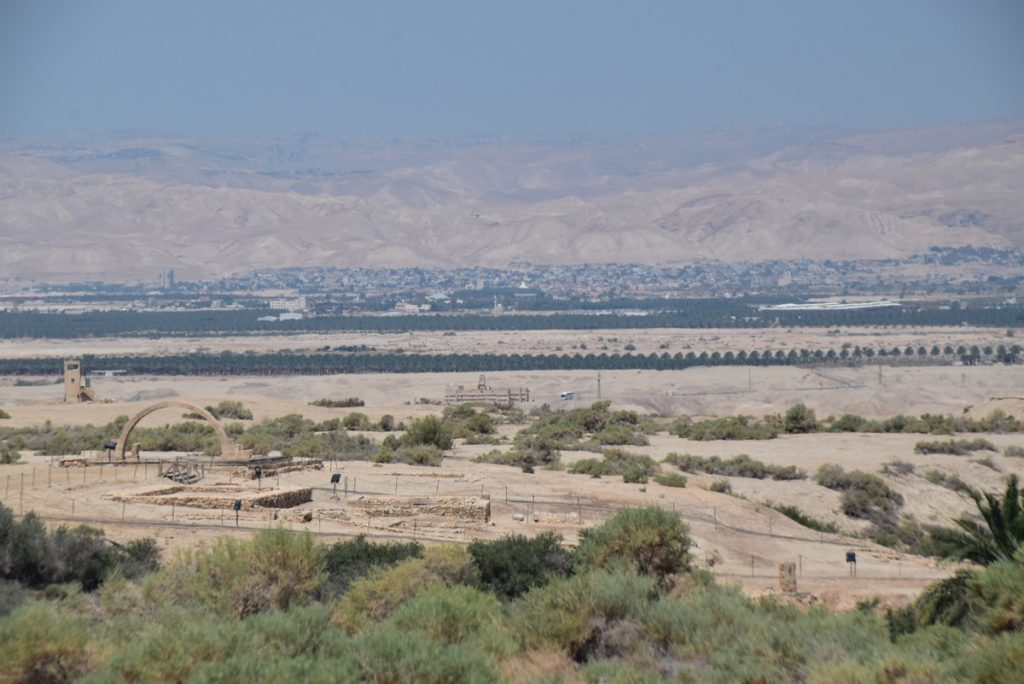 June 2018 Israel Tour - Jordan tour with John DeLancey