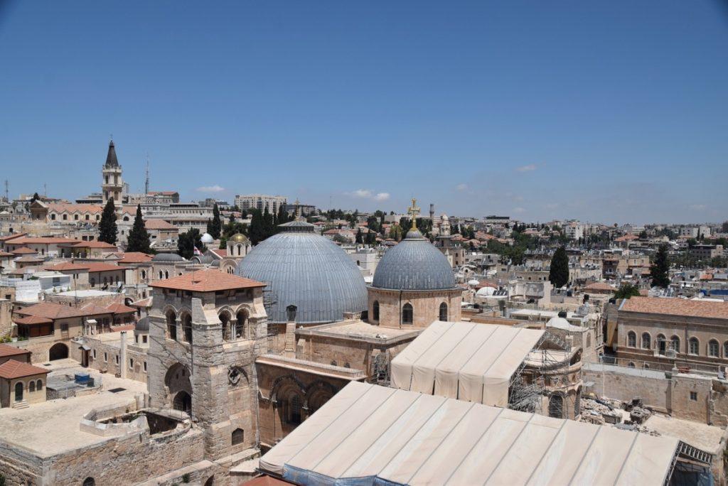 June 2018 Israel Tour - Jerusalem Holyland trip with John DeLancey
