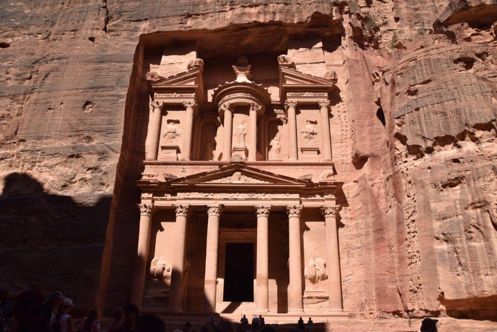 June 2018 Israel Tour - Petra Wadi Rum Jordan with John DeLancey