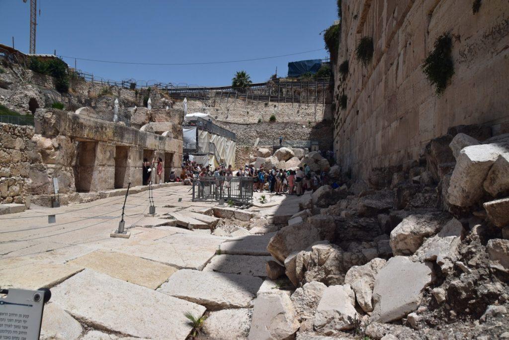 Jerusalem Israel Tour June 2018 Holyland Dr. John DeLancey