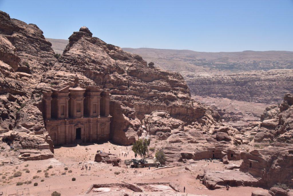 Israel Tour Petra Wadi Rum Jordan June 2018 John DeLancey