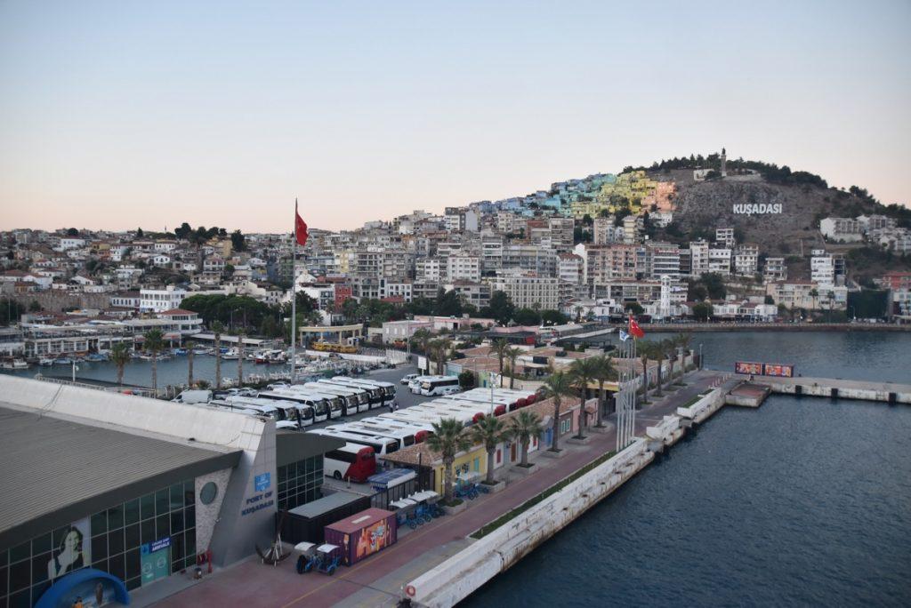 Kusadasi Turkey Greece Tour 2018 John DeLancey
