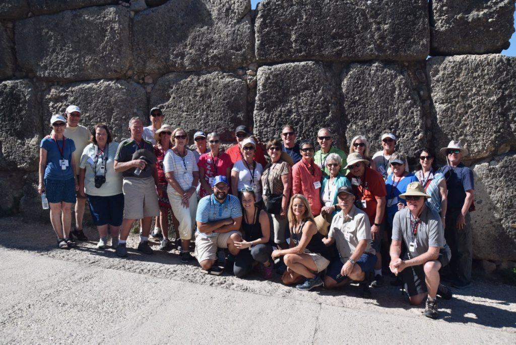 Mycenae Greece Tour Biblical Israel Ministries & Tours with John DeLancey