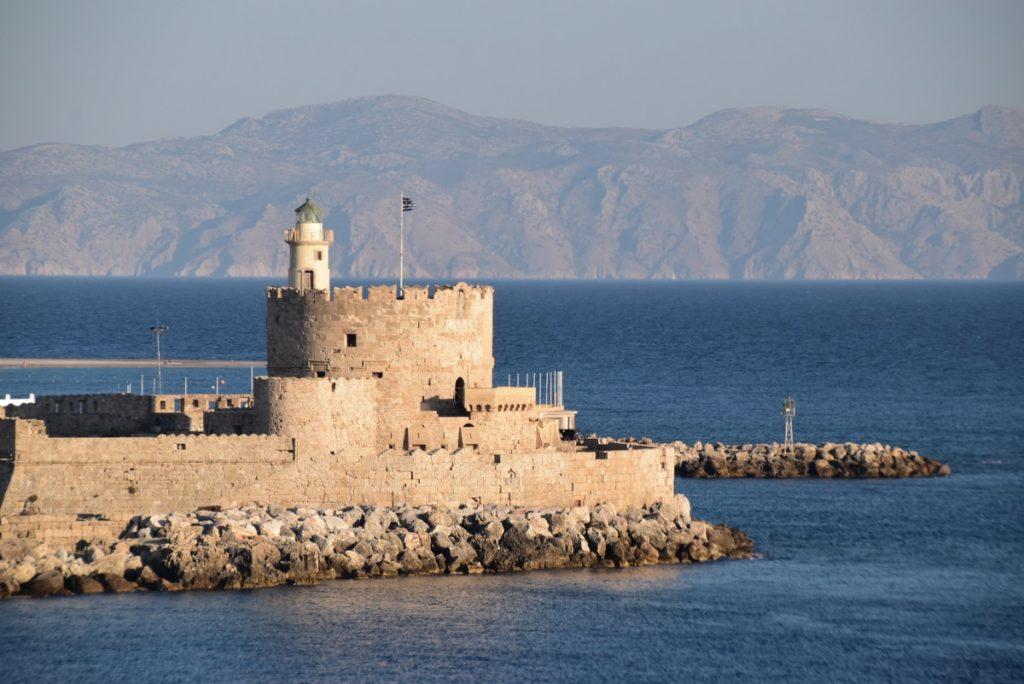 Rhodes Greece Tour Sept 2018 John DeLancey