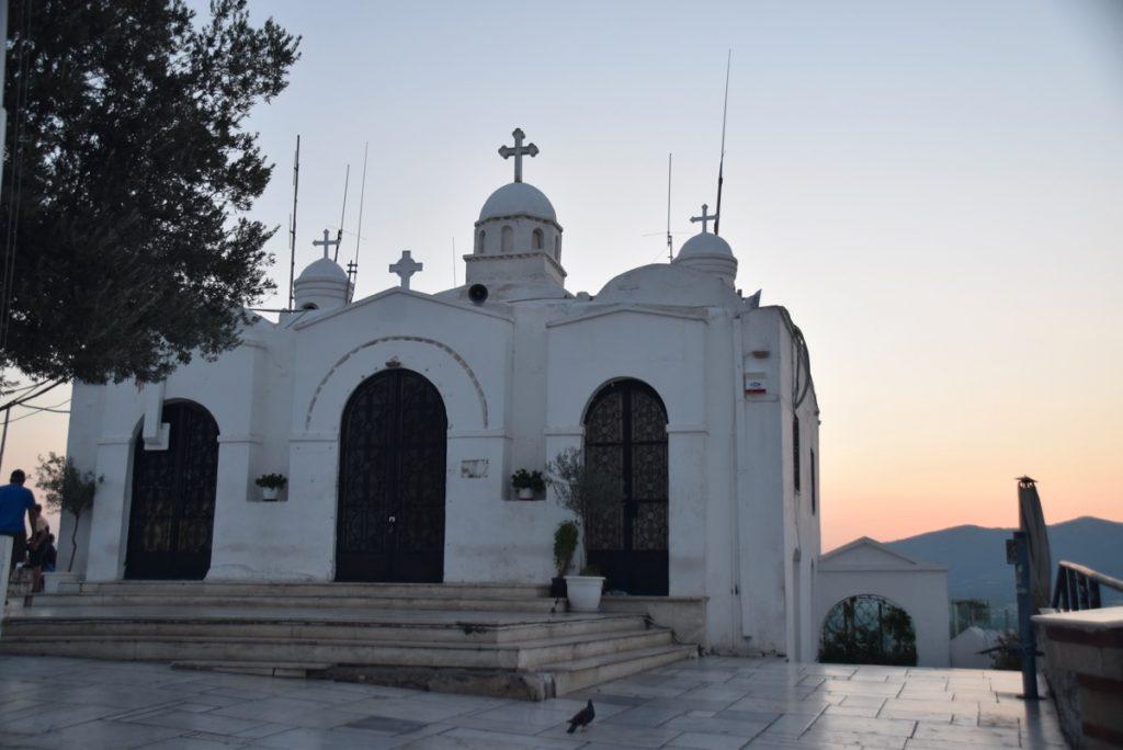 lycabetus Greece Tour Biblical Israel Ministries & Tours with John DeLancey