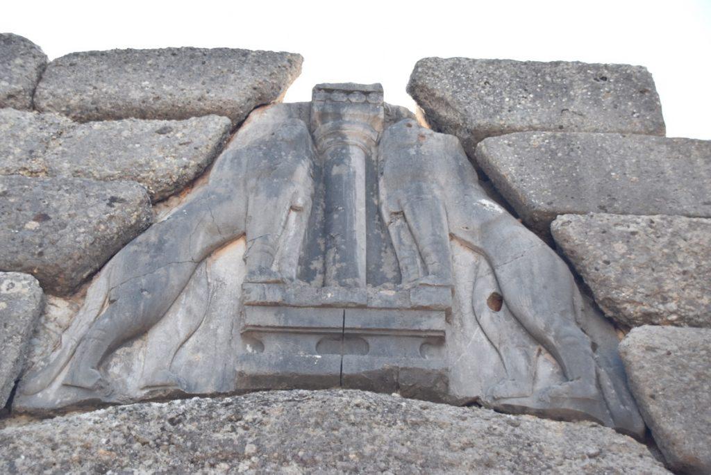 Mycenae lion gate Greece Tour Biblical Israel Ministries & Tours