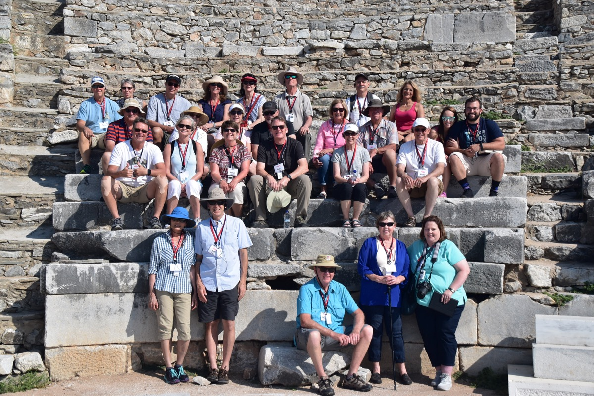 The September 2018 Group at Philippi