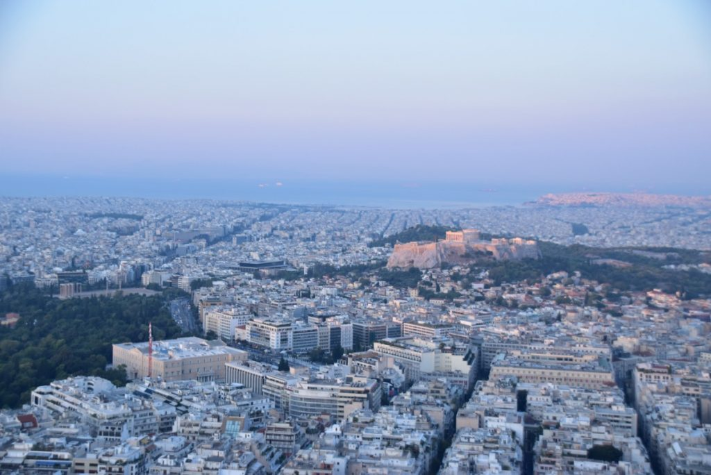 Athens Greece Tour Biblical Israel Ministries & Tours with John DeLancey