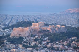 11 Day Greece Tour (with Italy Option)