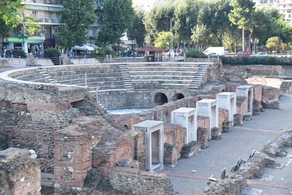 Odium Thessaloniki Greece Tour Sept 2018 with John DeLancey