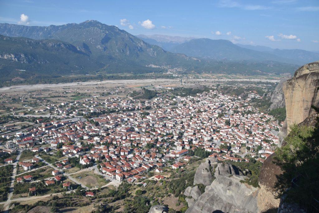 Meteora Greece Tour Biblical Israel Ministries & Tours John DeLancey