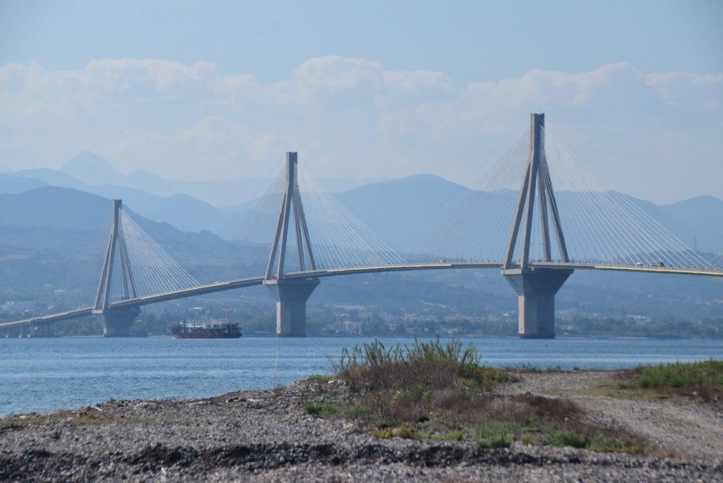Rio Bridge Greece Tour Biblical Israel Ministries & Tours John DeLancey