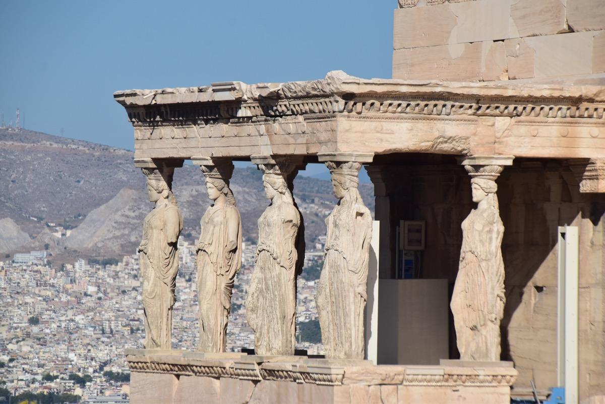 Erechtheum Acropolis Athens