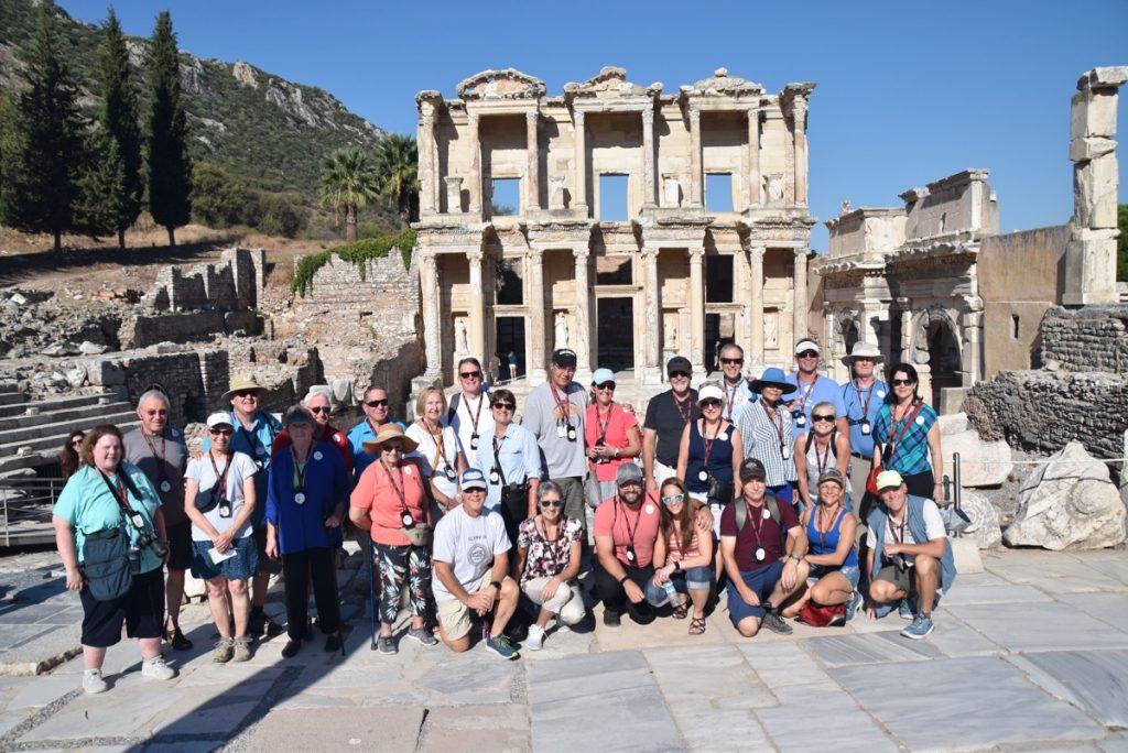 Ephesus Greece Tour Biblical Israel Ministries & Tours with John DeLancey