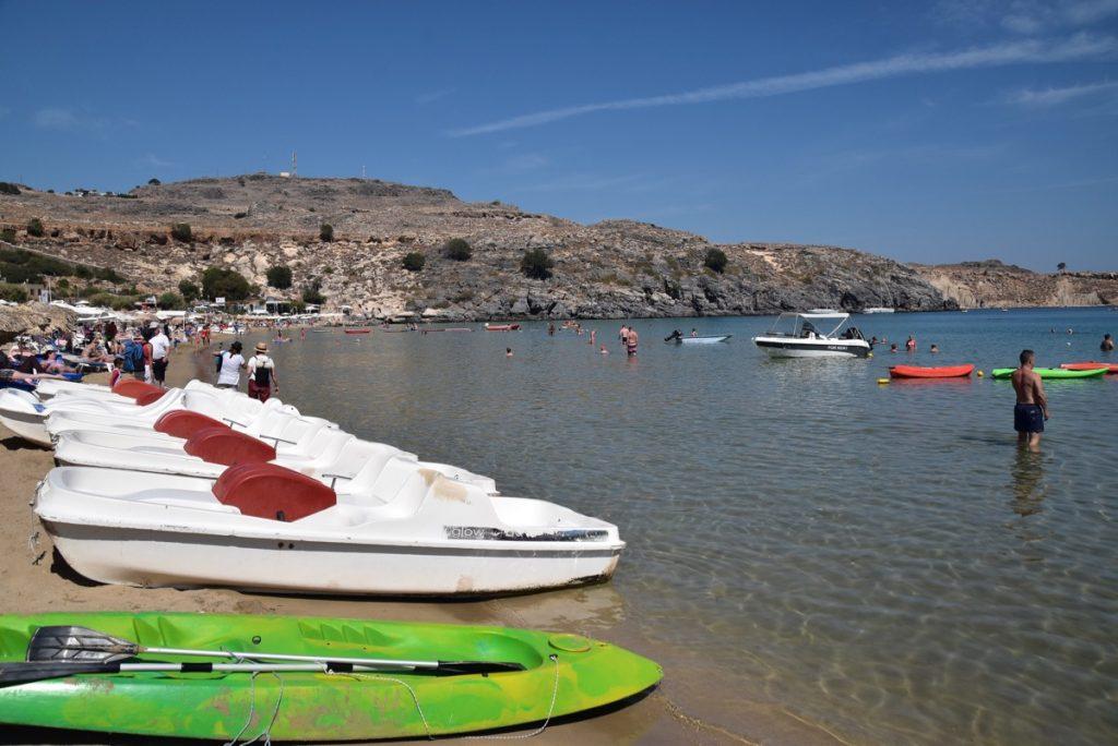 Rhodes Lindos Greece Tour Sept 2018 John DeLancey