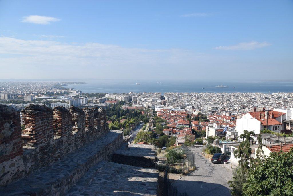 Thessaloniki Greece Tour Sept 2018 with John DeLancey