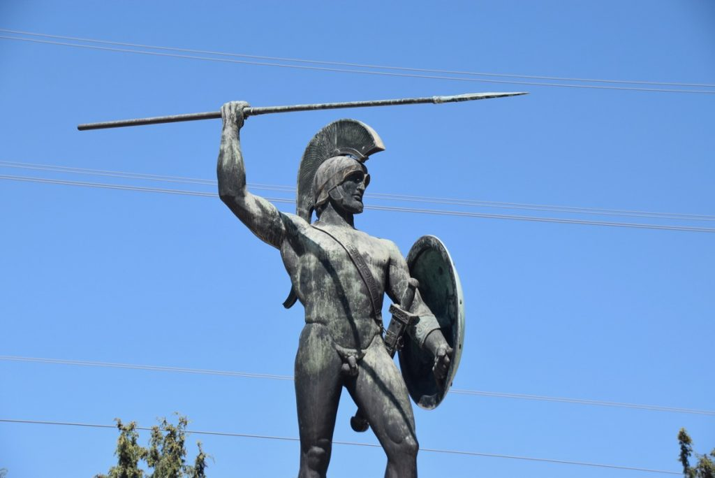 Thermopylae Greece Tour Biblical Israel Ministries & Tours John DeLancey