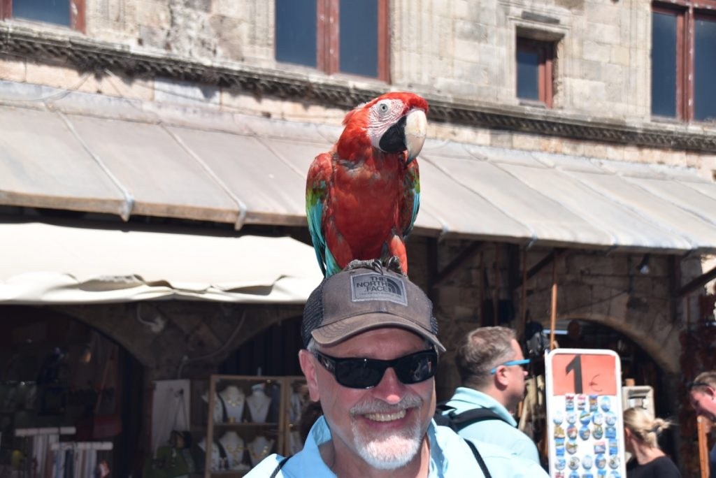 Rhodes Island Greece Tour Sept 2018 John DeLancey