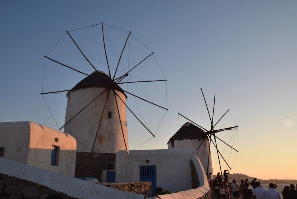 Greek Cruise Mykonos Greece Tour Biblical Israel Ministries & Tours with John DeLancey