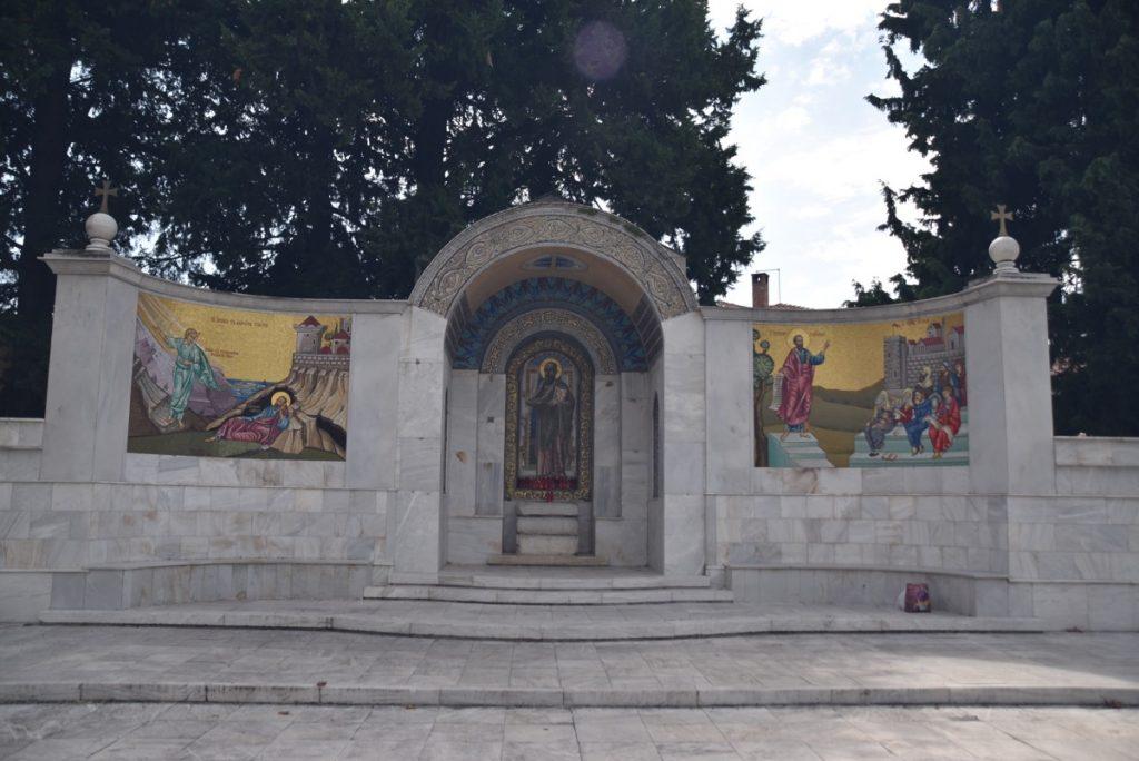 Berea Greece Tour Sept 2018 with John DeLancey
