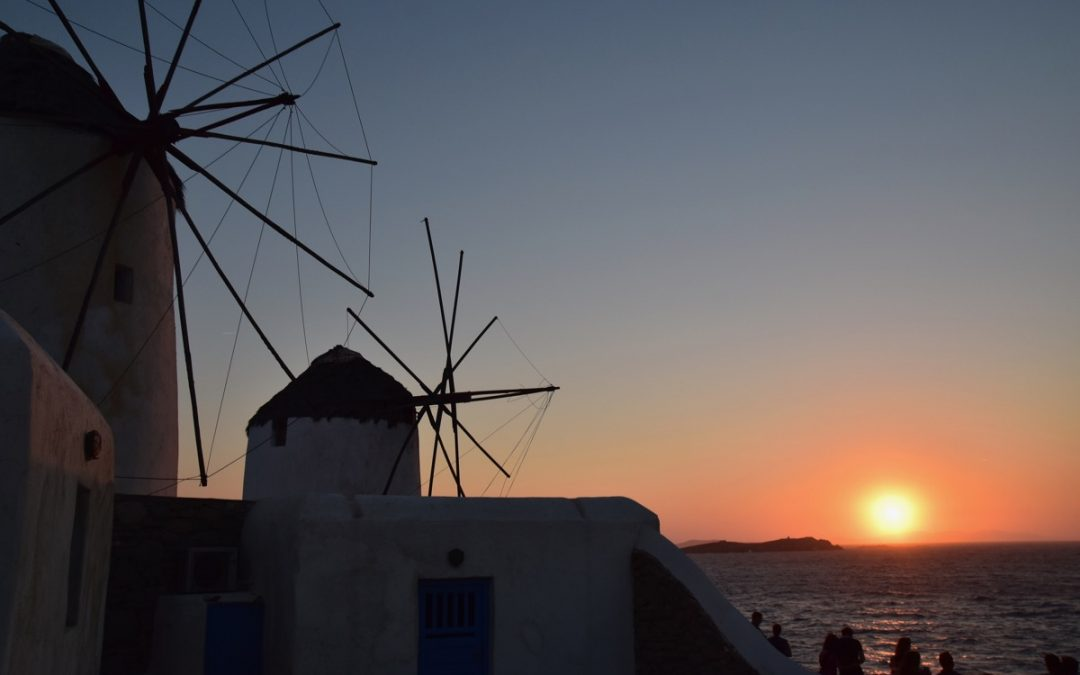 Sept 2018 Greece Trip – Summary of Day 8