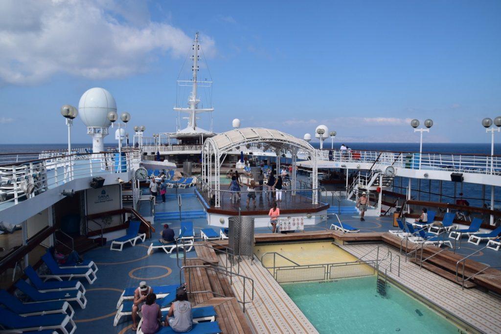 cruise Greece Tour 2018 John DeLancey
