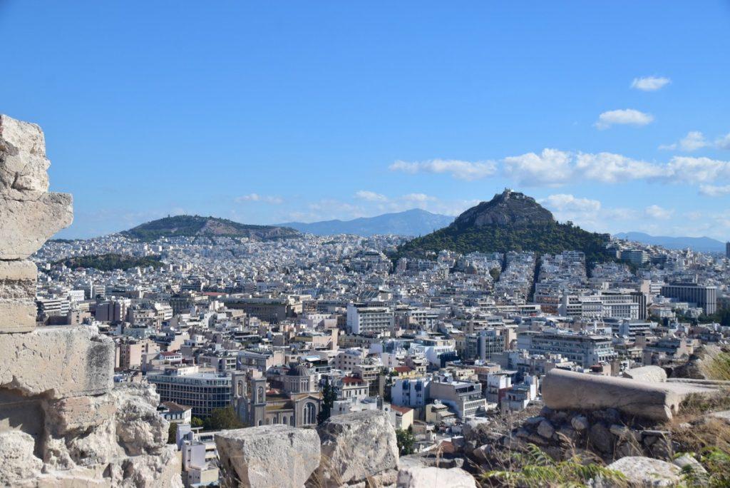 Athens Agora Greece Tour Biblical Israel Ministries & Tours with John DeLancey