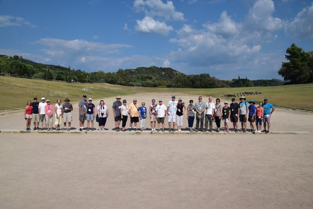 Olympia Greece Tour Biblical Israel Ministries & Tours with John DeLancey