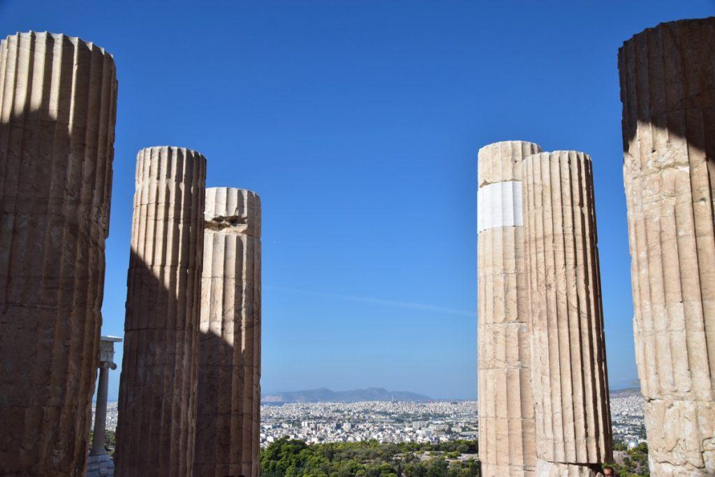 Athens Acropolis Greece Tour Biblical Israel Ministries & Tours with John DeLancey