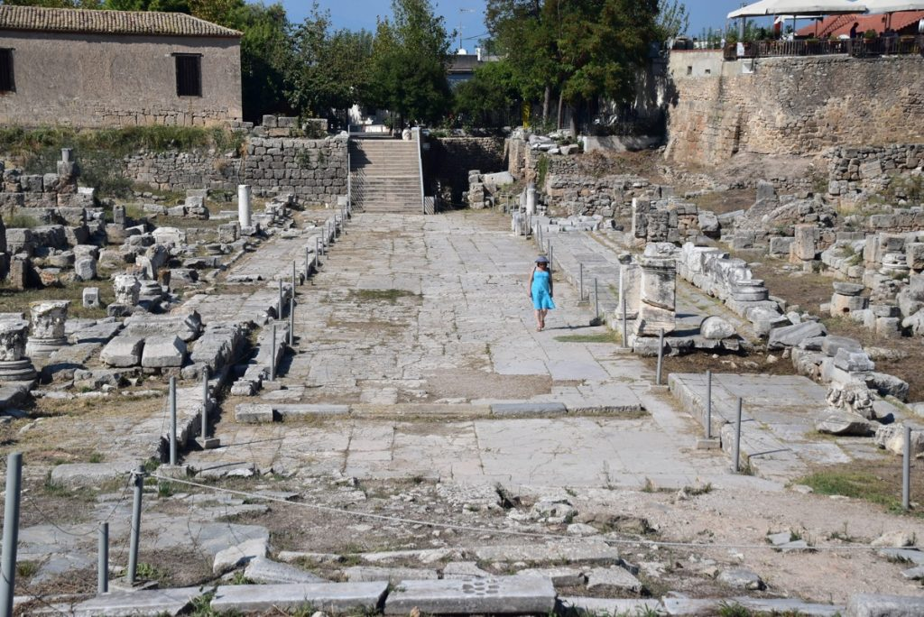 Corinth Greece Tour Biblical Israel Ministries & Tours with John DeLancey