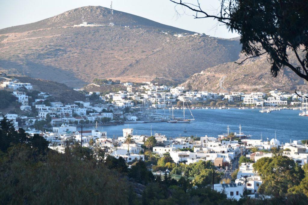 Patmos Island Greece Tour 2018 John DeLancey