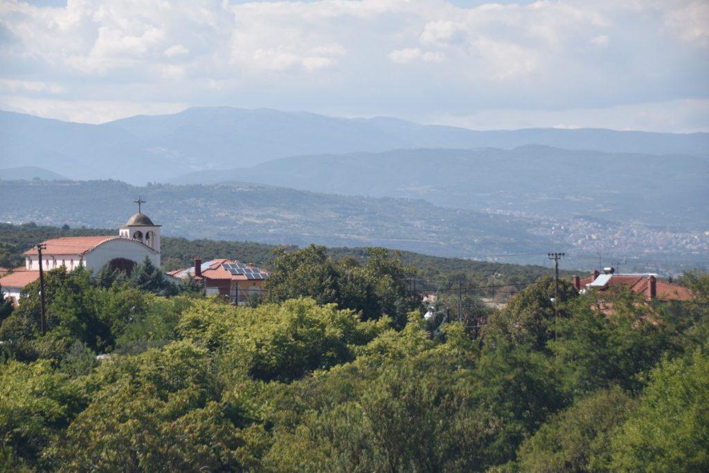 Vergina Greece Tour Sept 2018 with John DeLancey