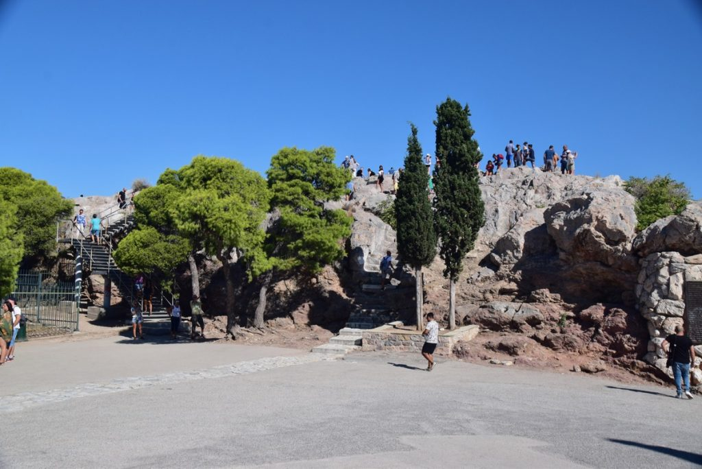 Athens Mars Hill Greece Tour Biblical Israel Ministries & Tours with John DeLancey