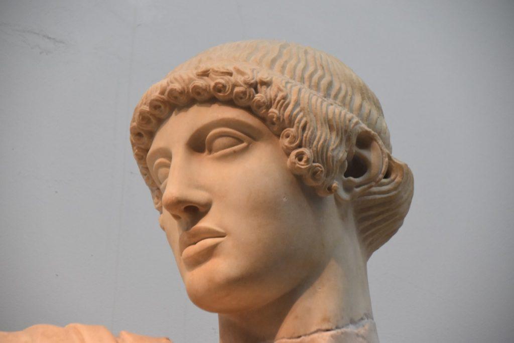 Olympia Apollo Greece Tour Biblical Israel Ministries & Tours John DeLancey
