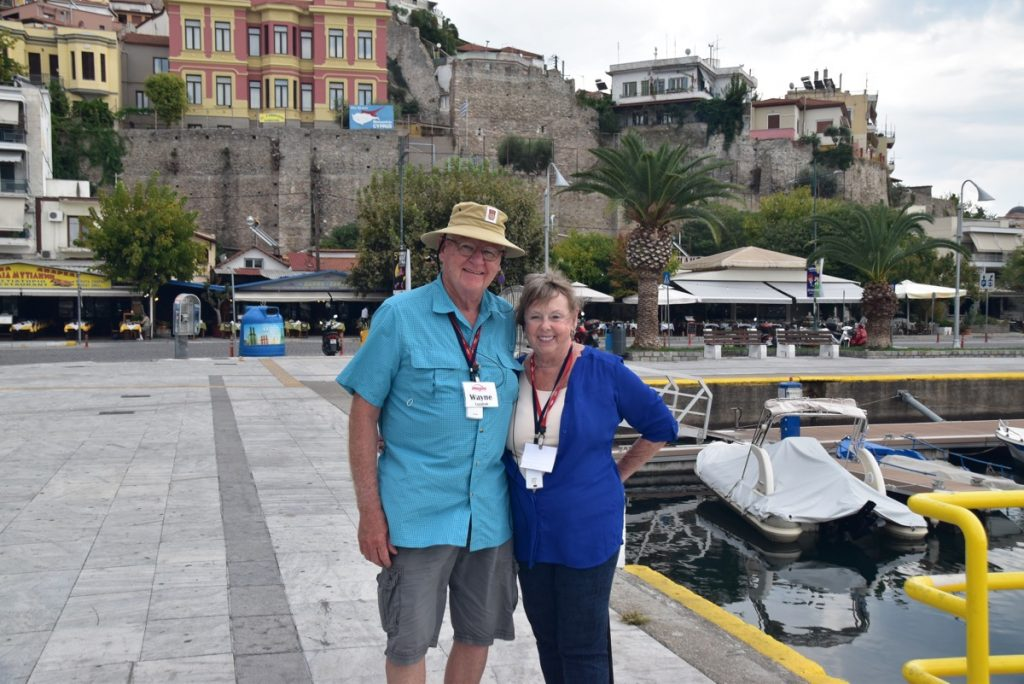 2018 Greece Tour with Biblical Israel Ministries & Tours and John DeLancey