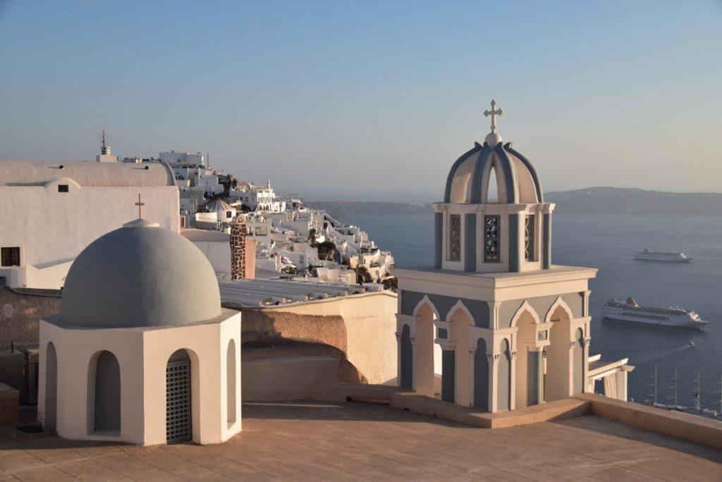 Santorini Island Greece Tour 2018 John DeLancey