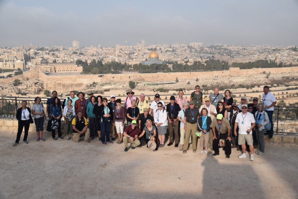 Orchard Hill Church Wexford PA Israel Tour October 2018