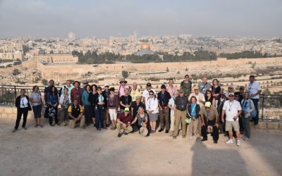 October 2018 Orchard Hill Church Israel Tour Update – Day 7